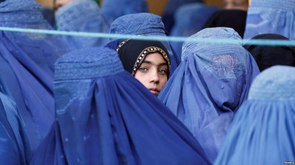 Donne afgane oggi